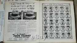 1928 World Series program Game 1