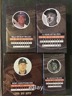 1968 Tigers 50th Ann World Series Bobbleheads, Kaline, Freehan, Horton, Lolich