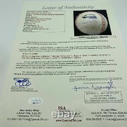 1980 Philadelphia Phillies World Series Champs Team Signed Baseball With JSA COA