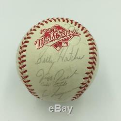 1990 Cincinnati Reds World Series Champs Team Signed World Series Baseball