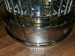 2000 New York Yankees World Series Trophy