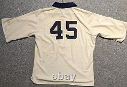 2003 Game Used Pittsburgh Pirates Jersey of D. Sanchez-TBC 1903 World Series