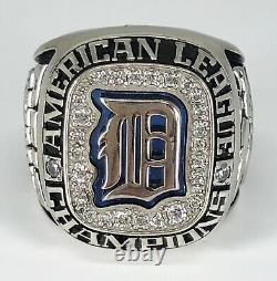 2012 Detroit Tigers World Series Baseball A L Champions MLB Championship Ring