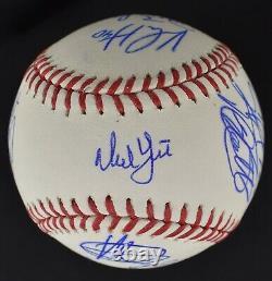 2015 Kansas City Royals W. S. Champs Team Signed World Series Baseball Fanatics