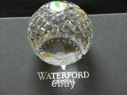 Chicago Cubs 2016 World Series Champs Waterford Commemorative Crystal Baseball