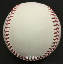 Corey Seager Signed 2020 World Series Baseball INS 2020 WS MVP Auto Fanatics COA