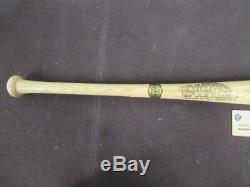 Derek Jeter Signed Auto 1999 World Series Baseball Bat Mlb Steiner Coa Bt134