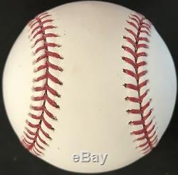 George Brett 1985 World Series AUTO Inscribed 85 WS Champs Baseball, JSA COA