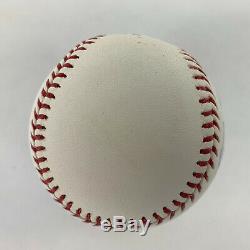 George Brett inscribed 85 Champs Signed 1985 World Series Baseball JSA COA