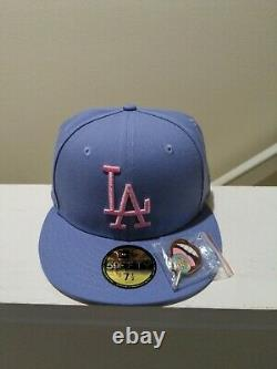 Hat Club Exclusive LA Dodgers Lavender Sugar Shack 1963 World Series 7 1/2