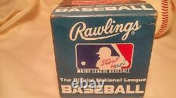 Kirk gibson 1988 autographed world series rawlings baseball autograph