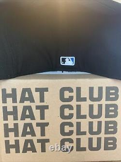 LA Dodgers Hat Club Exclusive Blackberry Size 7 1/2 World Series'20 Patch