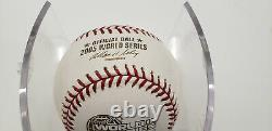 Mark Buehrle White Sox Autograph Signed 2005 World Series Baseball MLB Authentic