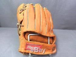 Minty Rawlings 1957 World Series Milwaukee Braves Baseball Glove Lew Burdette