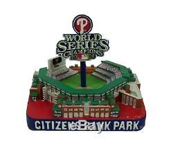 Philadelphia Phillies 2008 Citizens Bank Park World Series Champs Stadium