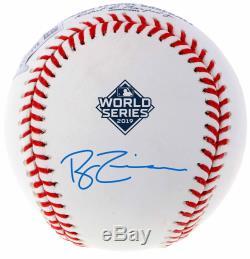 Ryan Zimmerman Washington Nationals Signed 2019 World Series Champs Baseball