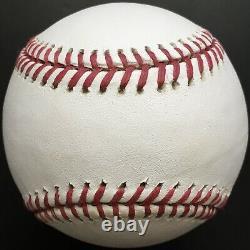 Tony Gwynn Signed 1998 World Series Baseball, PSA COA