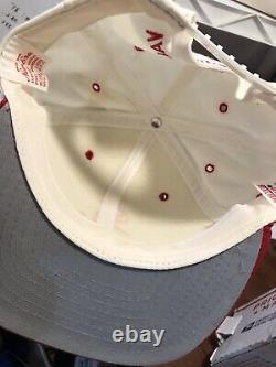 Vintage 90s Chicago White Sox Holiday Logo Valentines Day Snapback Baseball Hat