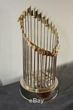 WORLD SERIES MLB Baseball Trophy Houston Astros 2017 Winner Replica 30 CM