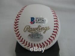 YULIESKI YULI GURRIEL signed Rawlings 2017 WORLD SERIES MLB Baseball-ASTROS-BAS