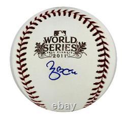 Yadier Molina Signed St Louis Cardinals Rawlings 2011 World Series Baseball
